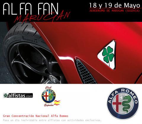 Alfa Fan Day Marugán 2019