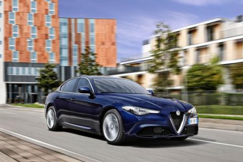 Alfa Romeo crece en España