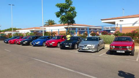 Arrocito en Castelló Alfa Romeo