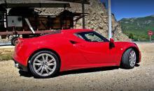 Prueba y Reportaje Alfa Romeo 4C