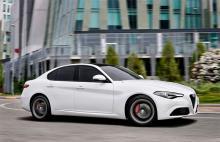 Alfa Romeo Giulia Blanco